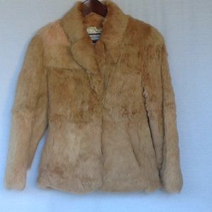 Dino Rico Genuine Rabbit Fur Jacket 8